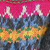 Grau/Neon-Pink/Grasgrün/Himmelblau/Sonnengelb/Beige/Orange