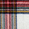 Steward Dress, Weiß/Rot/Grün/Gelb/Blau/Schwarz