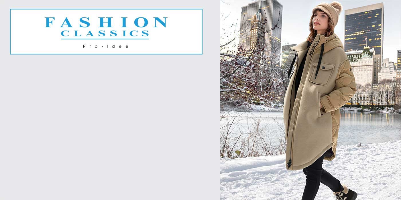 Fashion Classics Highlights Winter 2021