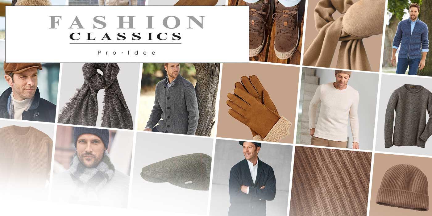 Fashion Classics Highlights Winter 2020