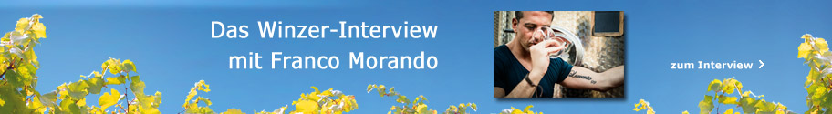 Winzer-Interview Franco Morando
