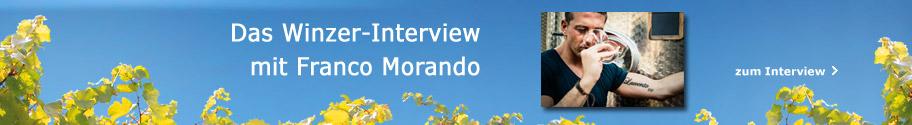 Winzer-Interview Franco Morando