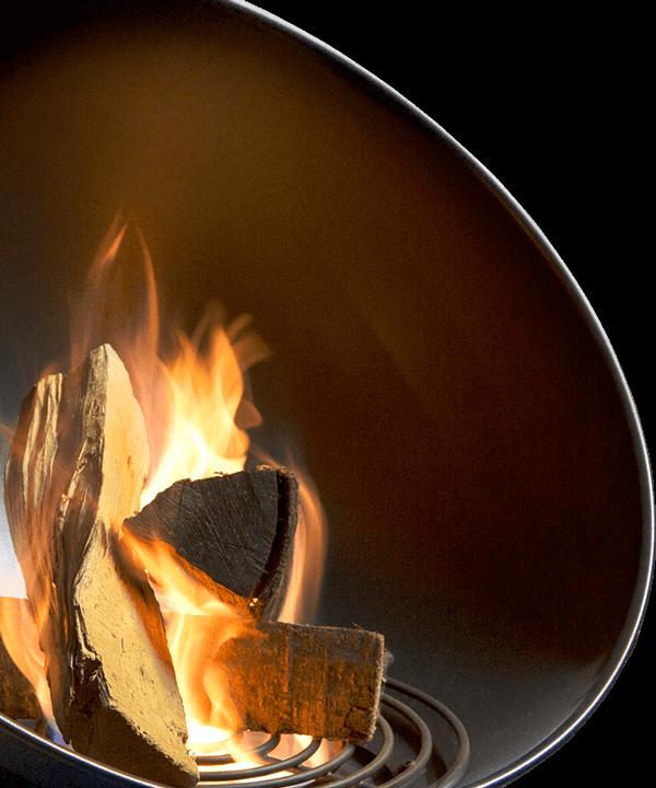 FireGlobe Feuerschale